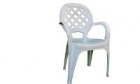 صندلی پلاستیکی دسته دار صبا کد 136